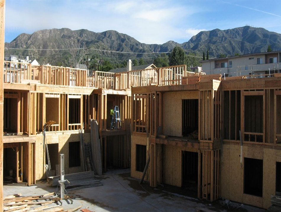 48 Unit Apartments Under Construction in Tujunga, CA